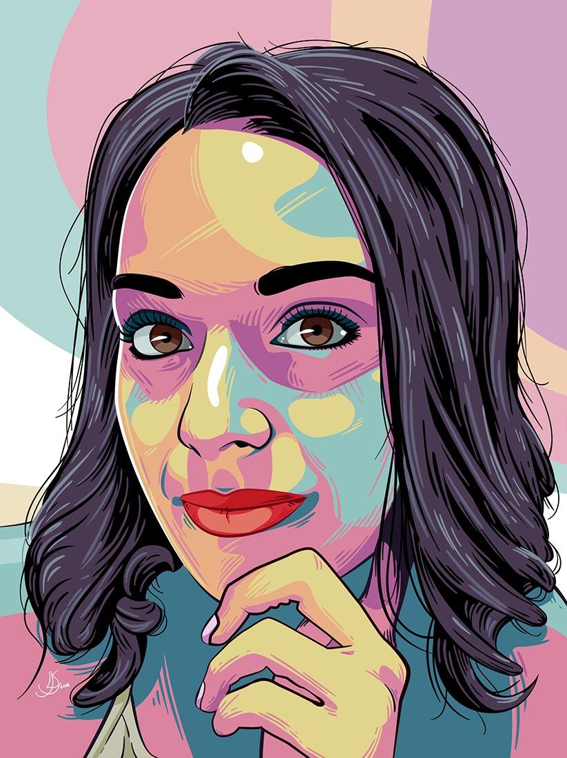 Kriya Gangiah Portrait