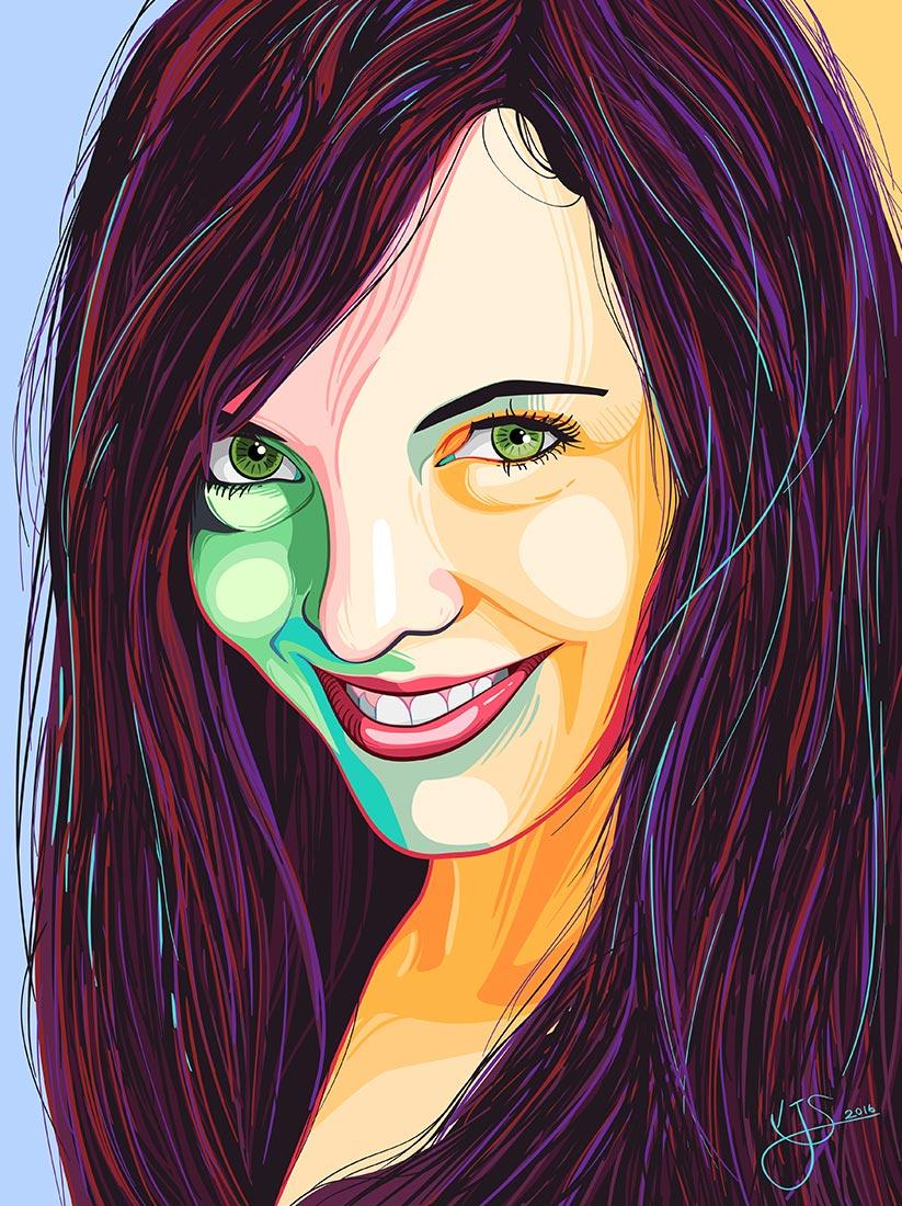 Pritti Portrait