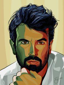Armand Aucamp Portrait