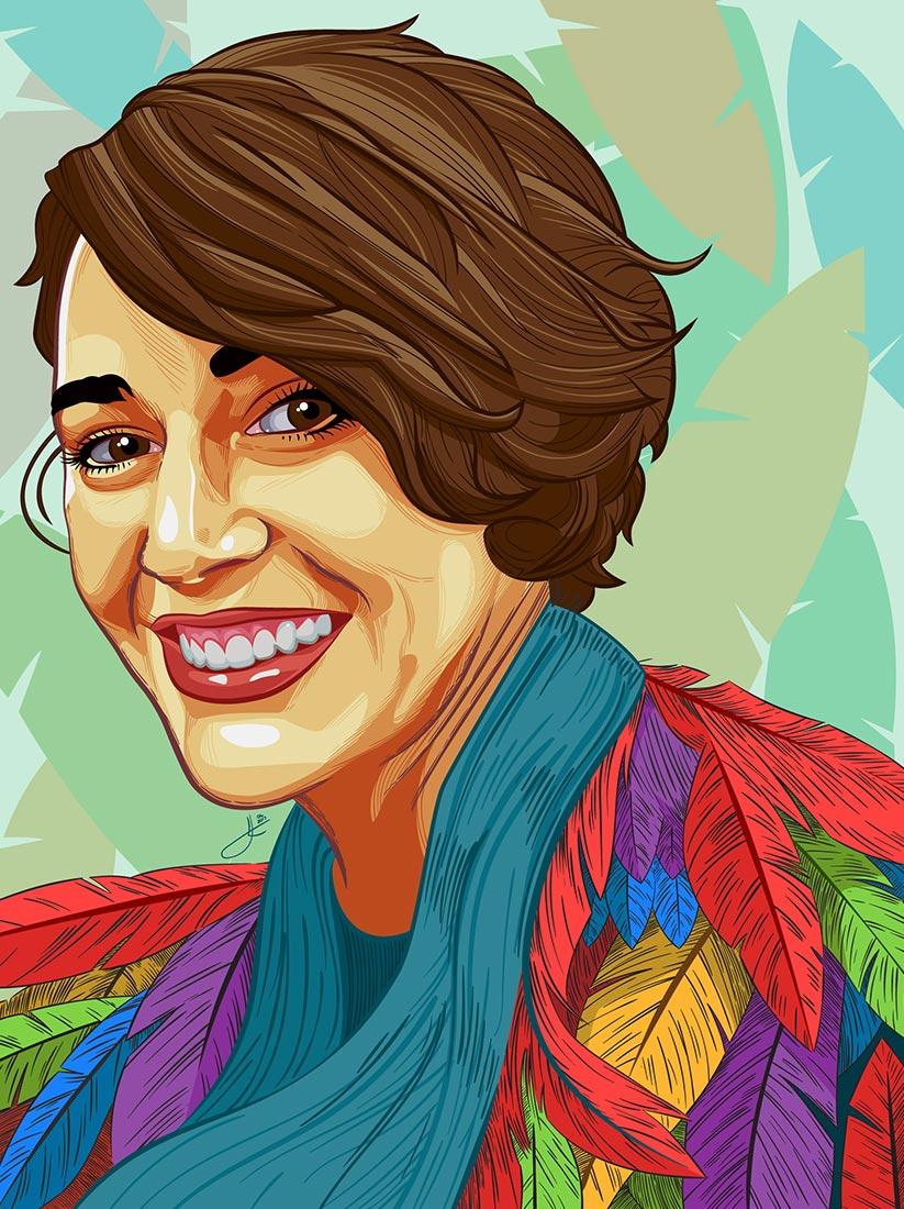 Shirley Portrait